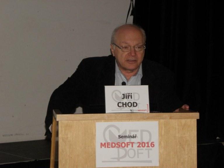 Doc. ing. Jiří Chod, CSc.